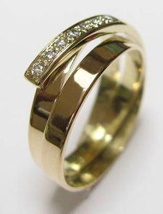 Gedenksieraden: vermaakte trouwringen