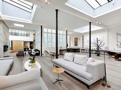 Sunlit, Glass Roof, Verriere - Daniel Féau Conseil Immobilier