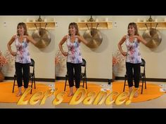Stand or Sit - But Just Move! Dance the Macarena with Sherry Zak Morris Chair Exercises, Stretching Exercises, Stretches, Morris Dancing, Activities For Adults, Work Activities, Gentle Yoga, Chair Yoga, Yoga Dance