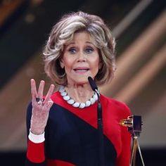 Jane Fonda receives 'Lifetime Achievement International'award at Golden Camera Awards