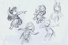 Lilo & Stitch character sheet