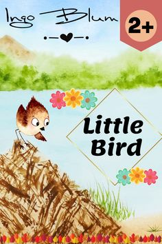The little bird loves the sky. He tries to fly but can never fly up more than a few feet. He is too afraid. So he watches the other birds fly into the sky and leave him. Fun, cute, and entertaining with beautiful illustrations. This book is a must-have for children, parents, and teachers to teach kids to deal with worry and anxiety! #childrensbookillustration#childrensbooks #childrensfavourite#childrensgifts #childrensillustrations #kidbook Teaching Kids, Kids Learning, Children's Book Illustration, Illustrations, Bilingual Education, Learn German, Children's Picture Books, Chapter Books, Children's Literature