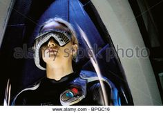HEATHER GRAHAM LOST IN SPACE (1998) Stock Photo