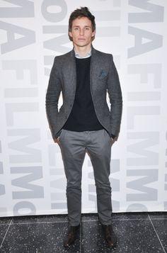 10 Ways Eddie Redmayne Looks Dressed Up (Even When He's Dressed Down) Photos   GQ