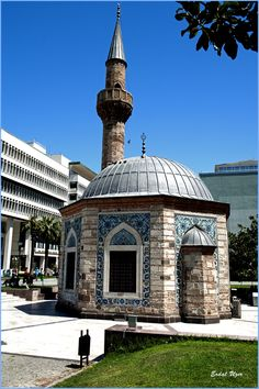 Konak Mosque Izmir Turkey (1755)