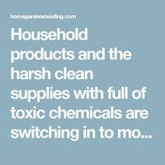 Household products and the harsh clean supplies with full of toxic chemicals are switching in to more environmentally alternatives that you probably have in your pantry. Indoor Vegetable Gardening, Vegetable Garden Planning, Container Gardening, Organic Gardening, Gardening Tips, Homemade Cleaning Supplies, Household Cleaning Tips, Household Products, Cleaning Hacks