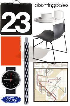 Style Icon: Massimo Vignelli | Design*Sponge