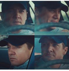 Jeremy Renner in Bourne Legacy