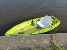 Sawfish, an Unsinkable, Lightweight, Foam Kayak Lbs). Free DIY Kayak Plans, the Hardware Store Boat: 32 Steps (with Pictures) Small Fishing Boats, Small Boats, Best Fishing Kayak, Fishing Tackle, Fishing Tips, Fly Fishing, Cheap Boats, Wooden Boats For Sale, Pedal Boat
