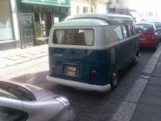 1965 Split screen VW Dormobile camper