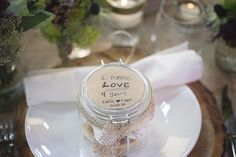 DIY Favour | Rustic Wedding | S'More Kit       www.WeddingGirl.ca