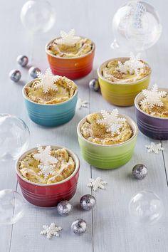 Individual Milk Tarts Milk Tart, Thomas Keller, Le Creuset, Punch Bowls, Christmas 2015, Baking, Cooking Ideas, Easy, Kitchen