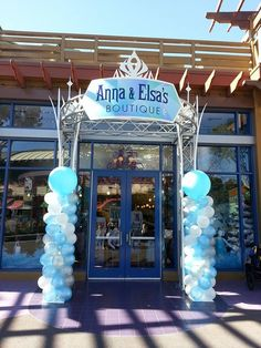 Anna & Elsa's Boutique Opens in Downtown Disney District at the Disneyland Resort