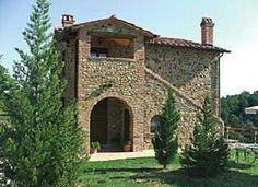 Chiusi Vacation Rental - VRBO 258204 - 3 BR Siena Province Villa in Italy, Smaller Villa Sleeps 6 Comfortably – Walking Distance to Town