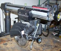 The radial arm saw is a very versatile machine around which a whole shop can be built. It is one machine that allows a number of operations normally ...
