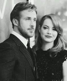 Ryan Gosling and Emma Stone- two of my favorite people Beautiful Couple, Beautiful Men, Actor Studio, James Mcavoy, Chris Pine, Ryan Gosling, Logan Lerman, Ewan Mcgregor, Emma Stone