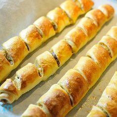 Polish Recipes, Aga, Hot Dog Buns, Christmas Time, Bread, Food And Drink, Piece, Pierogi, Blog