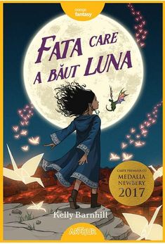 Fata Care a Băut Luna, Kelly Barnhill, Editura Arthur. Cl, Books To Read, Study, Fantasy, Note, Reading, School, Movie Posters, Studio