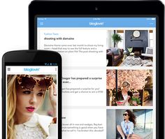 The easiest way to follow your favorite blogs and discover new ones.