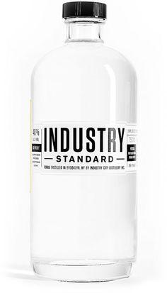Industry City Distillery #Packaging