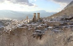 Abruzzo is the perfect place for any type of holiday you like! Are you thinking of winter to come visit? Here are 10 great reasons why you should visit Abruzzo in magical winter season! 1. Christma...