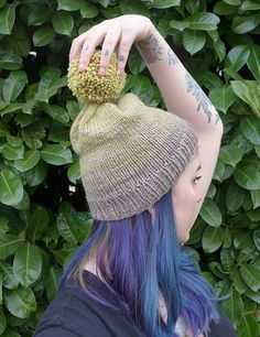Ravelry: Brilliant Ombre pattern by Caitlin ffrench