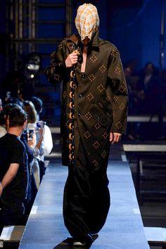 Raf Simons Spring 2016 Menswear Fashion Show: Runway Review - Style.com