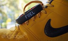 Nike FuelBand SE review - The fuelband tracks movement and try's to encourage you to keep active. It can also work with your phone or computer for you to see stats and to even compare them with your friends. Wearable technology like this has been getting more popular in the last few years. (Smith, M  2013)
