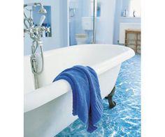 Looks Like Water Amazing Floor