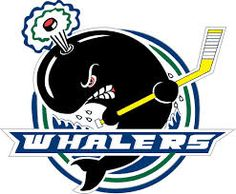 Plymouth Whalers. Based in Plymouth, Michigan, USA, a suburb of Detroit (Ontario Hockey League)