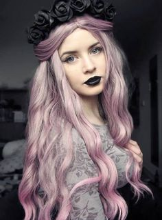 (8) pastel goth | Tumblr