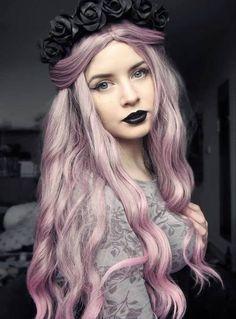 (8) pastel goth   Tumblr