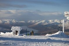 Early opening at Nevis Range