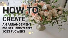 How to Create Different Flower Arrangements : Adding Oasis to Floral Centerpieces Large Floral Arrangements, Funeral Flower Arrangements, Funeral Flowers, Wedding Flower Arrangements, Wedding Centerpieces, Wedding Decorations, Diy Wedding Bouquet, Diy Wedding Flowers, Floral Wedding