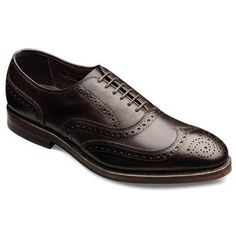 Jefferson - Wingtip Lace-up Oxford Men s Dress Shoes by Allen Edmonds 180d5ee7419