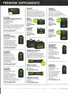 So many good products that are good for you!! Message or call me for more information!! (765)524-5148