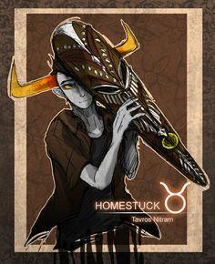 Mask : Tavros by ninevsnine
