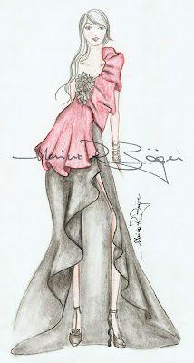 Desenho+-+croqui+-+feminino+-+Marcia+Boger+-+Desenho+de+Moda+-+MB+-+babado+-+volume+-+longo+-+conceito.jpg (214×400)