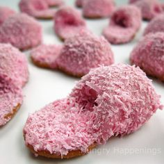 How to make Pink Fuzzy Slipper Cookies out of Nutter Butters