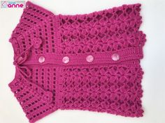 Crochet Baby Vest Making (Easy Baby Vest) Crochet Baby, Crochet Bikini, Crochet Top, Bebe Baby, Denim Jeans, Filet Crochet, Baby Knitting Patterns, Crochet Designs, Models
