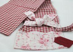 """Weiteres - Baguettebeutel, Baguette-Tasche """"Rote Rose"""" - ein Designerstück von ReicholdscheManufaktur bei DaWanda"""