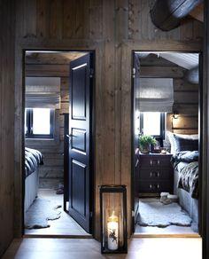 Interior exterior, best interior, cabins and cottages, cabin design, winter Chalet Interior, Best Interior, Interior Design, Interior Doors, Cabin Homes, Log Homes, Villa Design, Cabin Design, Cabins And Cottages