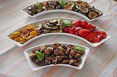 Antipasti, ein raffiniertes Rezept aus der Kategorie Snacks und kleine Gerichte. Bewertungen: 534. Durchschnitt: Ø 4,4.