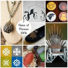 game of thrones craft ideas 25 crafts inspired by of thrones mad in crafts 6627