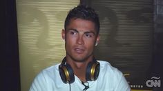 'I don't care about Fifa': Cristiano Ronaldo storms out of interview | Football | The Guardian