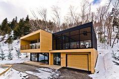 Дом в Канаде - Дизайн интерьеров | Идеи вашего дома | Lodgers