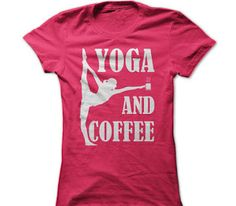 Limited Edition Yoga And Coffee Great T Shirt For Ladies gift tee shirts and hoodies for men / women. Tags: fitness t shirt quotes, fitness t shirt ideas, fitness t shirt printing, t-shirt let's go fitness, #workout #fitness #tshirts #hoodies #motivational #gym #sunfrog #muscle . BUY HERE: http://tshirts.salalo.com/search/label/Fitness%20T%20Shirts