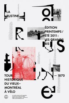 poster / Le Cintré & Co