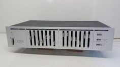 Pioneer SG 540 Seven-band Graphic Equalizer Vintage Hifi in Electronics, Vintage Electronics, Other Vintage Electronics 1980s, Electronics, Band, Vintage, Sash, Vintage Comics, Bands, Consumer Electronics