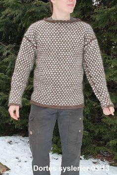 Dortes syslerier: Knud Rasmussen, Nikolaj Kirk, Mads Knitting Patterns, Men Sweater, Sweaters, Fashion, Knitting Sweaters, Moda, Knit Patterns, Fashion Styles, Men's Knits